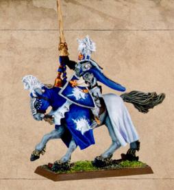 Tancred, Duke of Quenelles, Bretonnia Collectors Guide