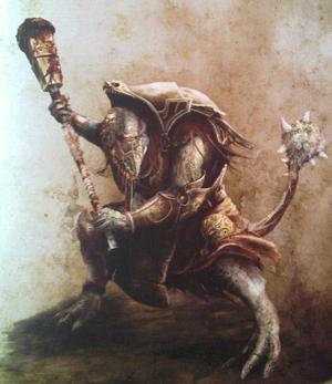 Warhammer Fimir Warrior