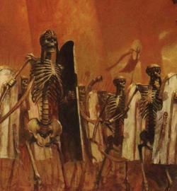Warhammer Tomb King Skeleton Warrior