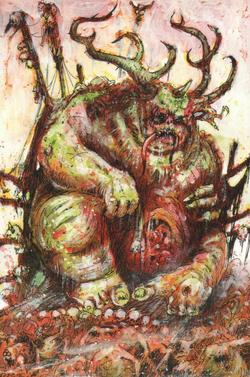 Warhammer Ku'gath the Plaguefather
