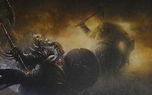 Warhammer Tamurkhan vs Karaka Mountainbreaker