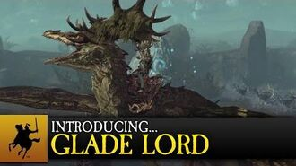 Total War WARHAMMER - Introducing... Glade Lord & Forest Dragon
