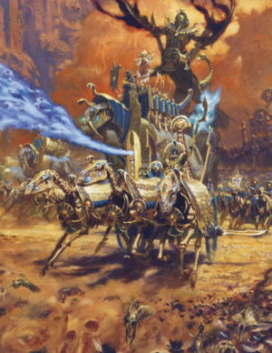 Warhammer Tomb Kings Wallpaper Art