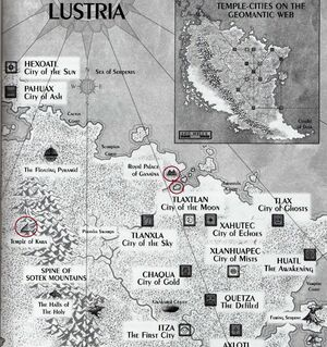 7th edition map