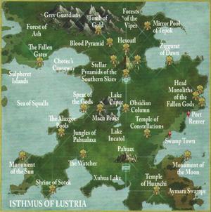 Isthmus of Lustria