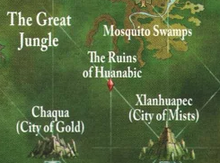 Huanabic Map