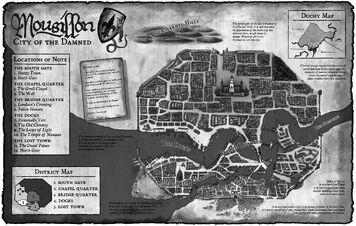 Map City Mousillon