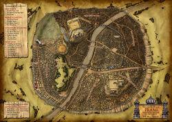 Map City Praag