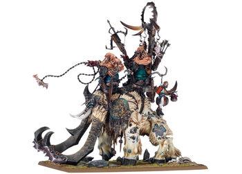 Thundertusk Ogre Kingdoms 8th Edition miniature