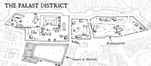 Warhammer Palast District