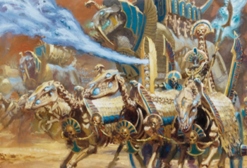 Warhammer Second Battle of Khemri