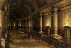 Warhammer Tomb Kings Nehekhara Society
