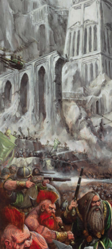 Warhammer End Times Last Saga of the Dwarfs
