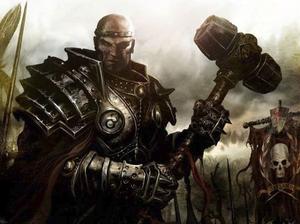 Warhammer Warrior Priest