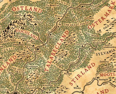 Great Forest Map