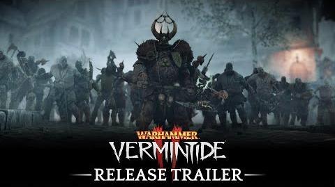 Warhammer- Vermintide 2 - Release Trailer