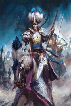 Warhammer Ellyrian Knights