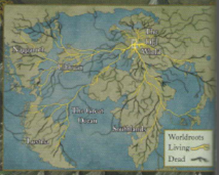 Worldroots Map