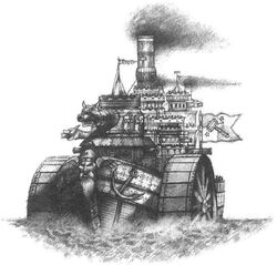 Dwarf Ironclad