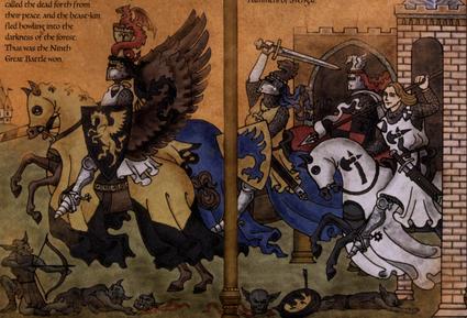 Grail Companions