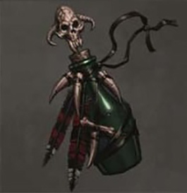 Greenskin Bottle Concept Art Warhammer Online