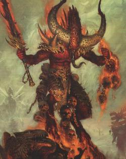 Warhammer Herald of Khorne
