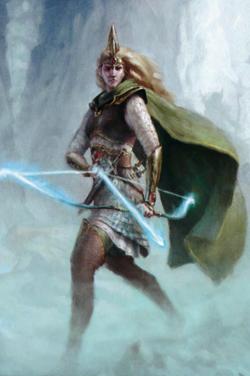 Warhammer High Elf Sisters of Averlorn