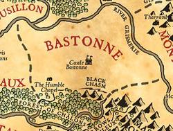 Bastonne map