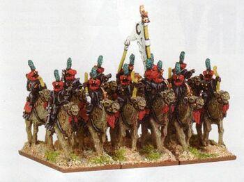 Arabian Camel Riders Araby Warmaster Miniatures