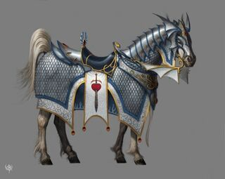 Elven steed 3