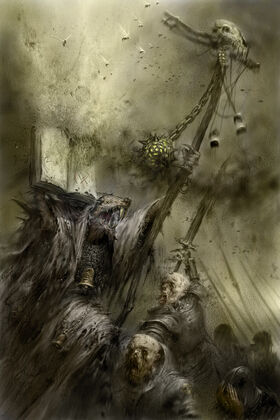 Warhammer Skaven Lord Skrolk
