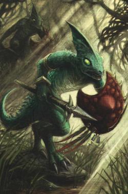 Lizardmen Cameleon