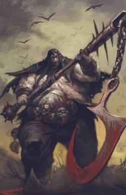 Warhammer Bragg the Gutman
