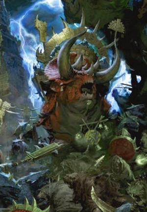 Warhammer Lizardmen Ancient Stegadon 2