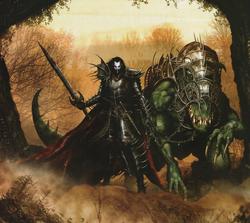 Warhammer Malus Darkblade