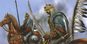 Warhammer Kislev Winged Lancers