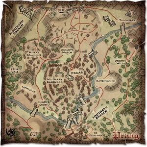 MAP Praag