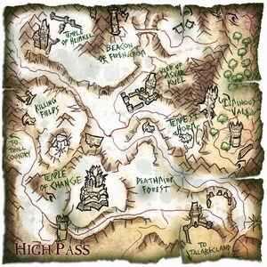 MAP Highpass
