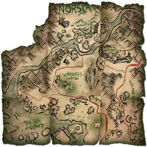 MAP Norsca
