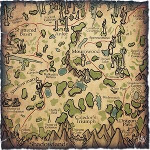 MAP Shadowlands