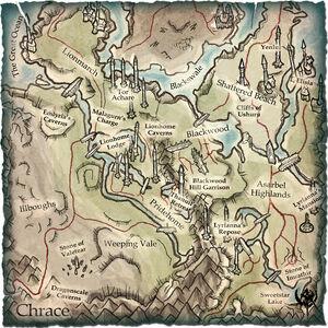 MAP Chrace