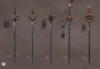 Witch Hunter Sword
