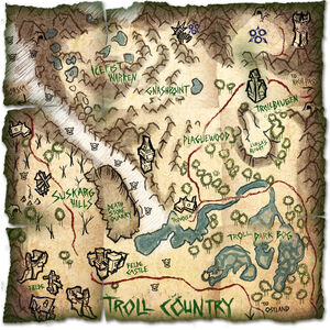 MAP Trollcountry