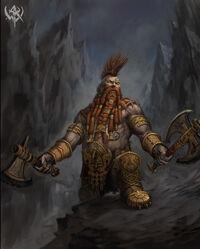 Slayer concept art