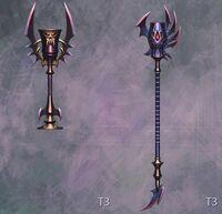 Dark elf chalices concept