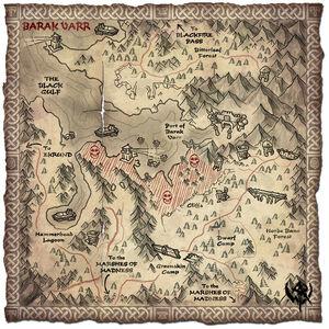 MAP BlarakVarr