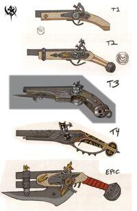 Witch Hunter Gun
