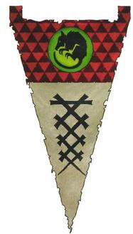 Banner of Clan Moulder