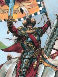 Warhammer Empire Templar Grandmaster