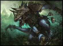 Warhammer saurus lizardmen temple guard desktop 900x658 hd-wallpaper-1177027
